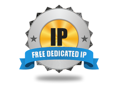 A completely free Dedicated IP
